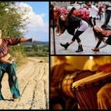 25.01 Atelier: African dance & live drumming
