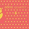 7.02 Concert: Edina Quartet