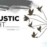 18.03 Concert: Acoustic Flight