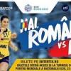 25.03 Handbal Feminin: România – Rusia