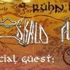 16.05 Concert: Blodiga Skald, Aether, GAV