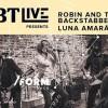 19.05 Concert: Robin And The Backstabbers & Luna Amară