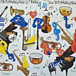 30.06 Jazz in the Park: Atelier modelaj cu Iclay: instrumente muzicale
