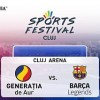 16.06 Sports Festival: Generația de Aur vs. Barca Legends