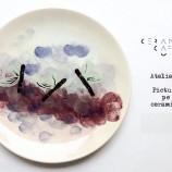 12.07 Atelier: Pictură pe ceramică