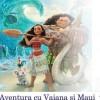 4.07 Yoga calm pentru copii: Aventura cu Vaiana si Maui