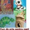 11.09 Curs de arta pentru copii