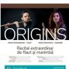 17.07 Recital extraordinar de flaut și marimbă: ORIGINS
