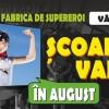 8.08 Eveniment pentru copii: Școală de vară la LaserTag