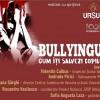 19.09 Seminar: Bullyingul. Cum să-ți salvezi copilul?