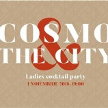 1.11 Party: Cosmo & the City
