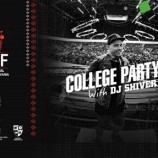 24.10 TIMAF: College Party with DJ Shiver