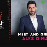 12.10 TIMAF: Meet and Greet Alex Dima