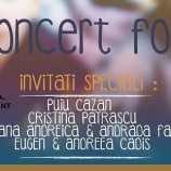 28.11 Eveniment caritabil: Concert Folk