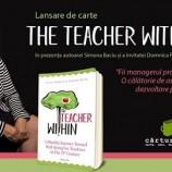 15.11 Lansare de carte: The Teacher Within