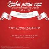 23.12 Concert caritabil de Craciun: Zambet pentru copii