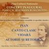 15.01 Concert inaugural:  Pianul marca W. Hoffmann by Bechstein