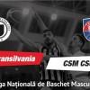 6.01 Eveniment sportiv: U-Banca Transilvania – CSM CSU Oradea