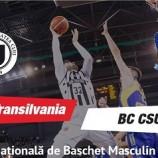 5.03 Eveniment sportiv: U-Banca Transilvania – BC CSU Sibiu