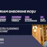17.04 Concert vocal-simfonic de Paşti: dirijor David Crescenzi