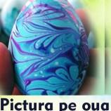 13.04 Atelier: Pictura pe oua