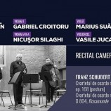 18.04 Recital cameral – Cvartetul Transilvan