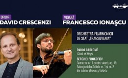 24.05 Concert simfonic – dirijor David Crescenzi