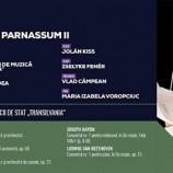 14.05 Concert vocal-simfonic: Gradus ad Parnassum II