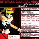 14-15.05 Festival concurs de teatru dans si muzica: Miraje