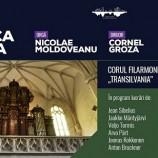 29.05 Concert pentru cor și orgă: Musica sacra