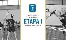 5.05 Eveniment sportiv: Campionatul României la Tenis cu Piciorul