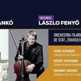 7.06 Concert simfonic – dirijor Zsolt Jankó