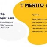 11.06 Conferinta: Meetup Merito & SuperTeach