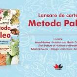 6.06 Lansare de carte: Metoda Paleo