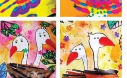 18.06 Eveniment pentru copii: Curs de arta Junior pentru copii