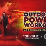14.07 Antrenament în aer liber: Outdoor power workout