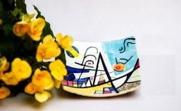 12.07 Atelier: Pictura pe ceramica