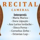 11.07 Recital Cameral