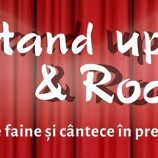 3.07 Stand up comedy