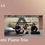 5.09 Festivalul Enescu: Recital Monte Piano Trio
