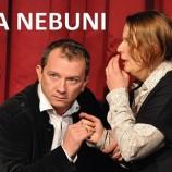 26.09 Teatru de club: Ca la Nebuni