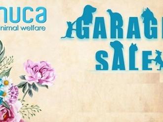 15.09 Targ caritabil: NUCA Garage Sale