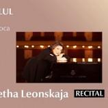 10.09 Festivalul Enescu: Recital Elisabeth Leonskaja