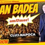 1.10 Stand-up Comedy: Dan Badea – amUmor
