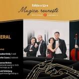 13.10 Recital cameral: Cvartetul Arcadia