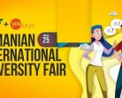 22.10 Targ: RIUF-Romanian International University Fair