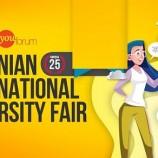 22.10 Targ: RIUF-Romanian International University Fair