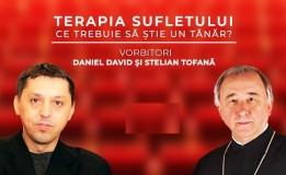 22.10 Conferința: Terapia sufletului