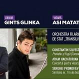 29.11 Concert simfonic – dirijor Gints Glinka