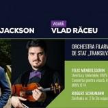8.11 Concert simfonic: dirijor George Jackson